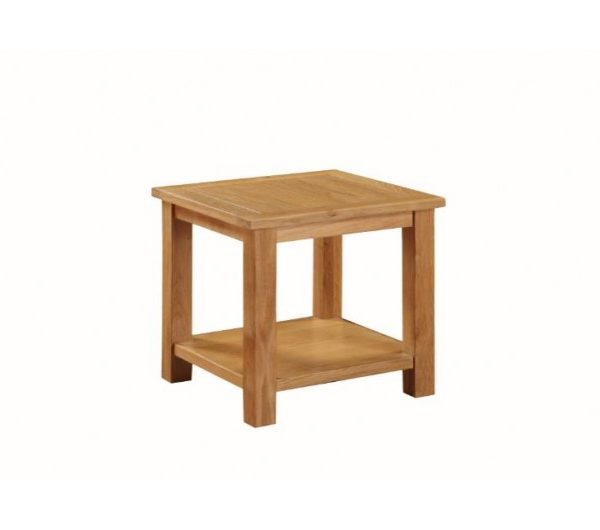 289 thickbox default Hartfort City Oak End Table