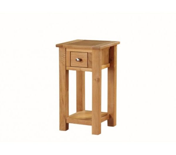 293 thickbox default Hartfort City Oak Telephone Stand