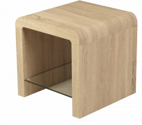 3990 thickbox default Encore Sonoma End Table Light Oak