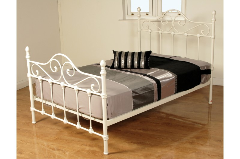 526 thickbox default Cotswold Metal Bed