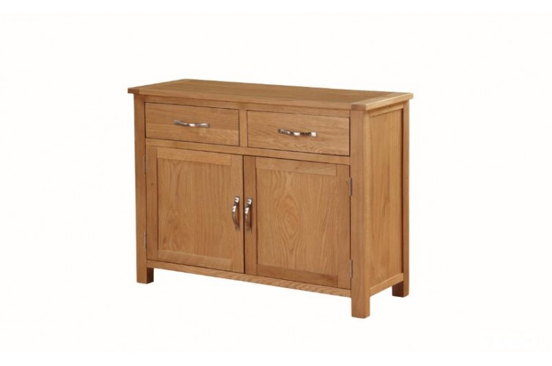 672 thickbox default Hartford City Oak 2 Door Sideboard