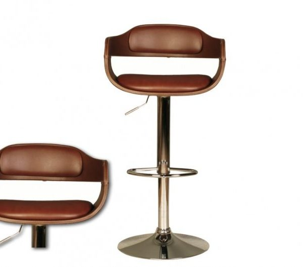 697 thickbox default Anna Bar Stool Brown