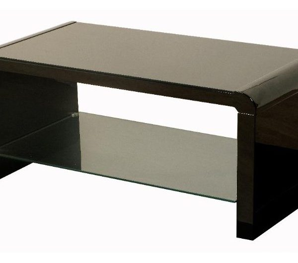 Atlantis Clarus Coffee Table Black