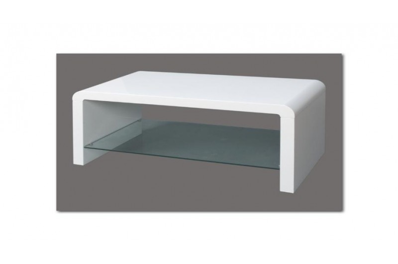 1030 thickbox default Atlantis Clarus Coffee Table White