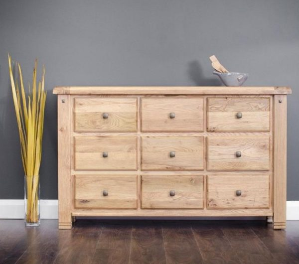 Donny 9 Drawer Chest