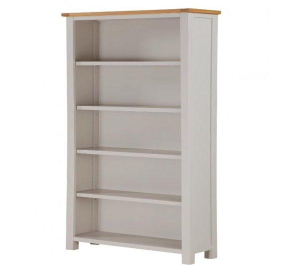 Hartford Painted Tall Bookcase