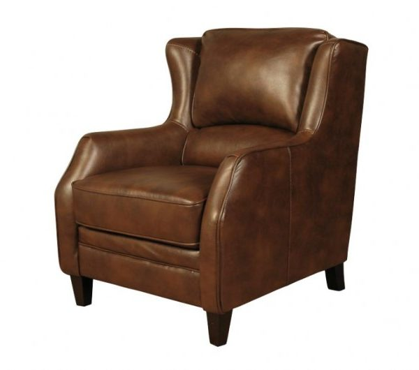 917 thickbox default Epsom High Back Tan Armchair