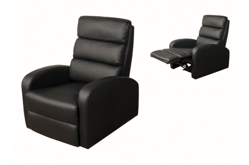 922 thickbox default Livorno Reclining Chair Black