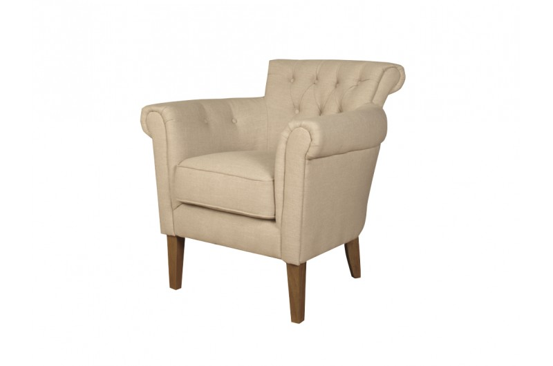 941 thickbox default Finchley Armchair Beige
