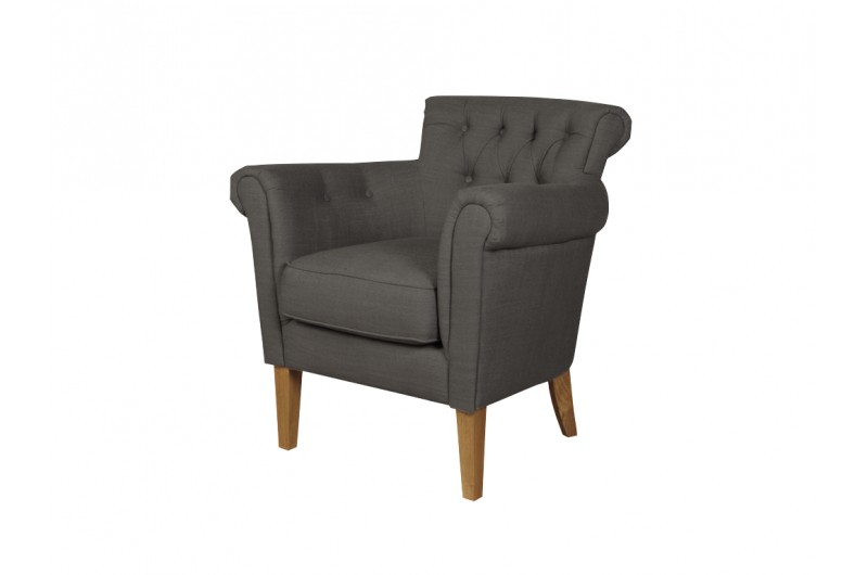 942 thickbox default Finchley Armchair Charcoal