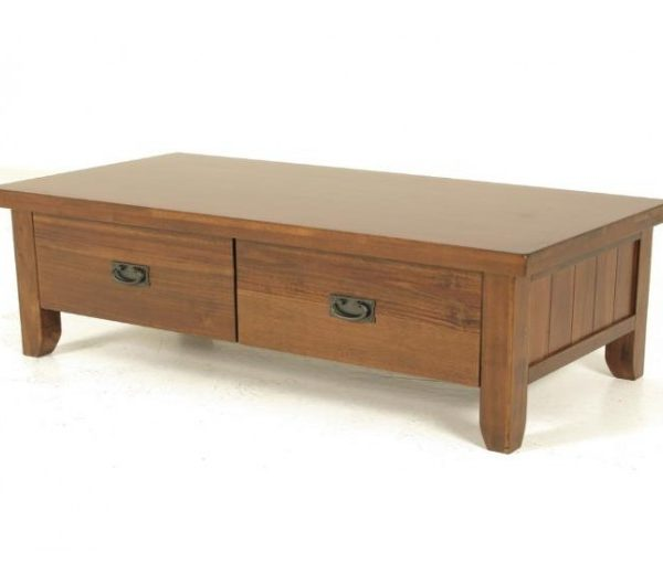 Roscrea Coffee Table With Drawers