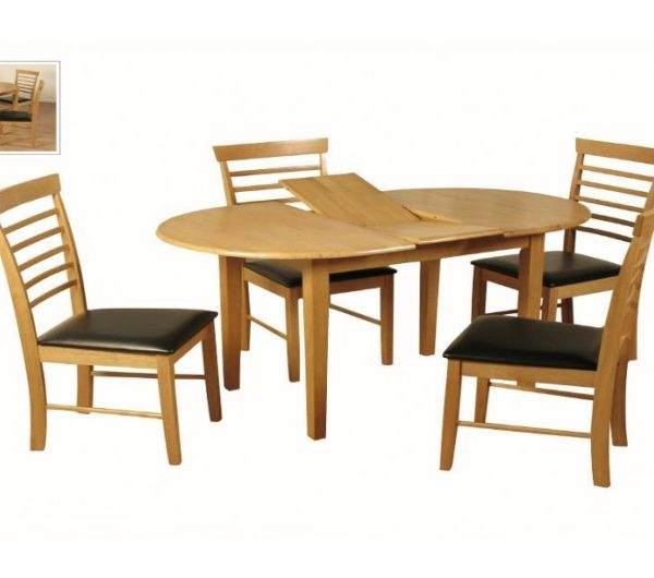 1292 thickbox default Hanover Oval Butterfly Dining Set