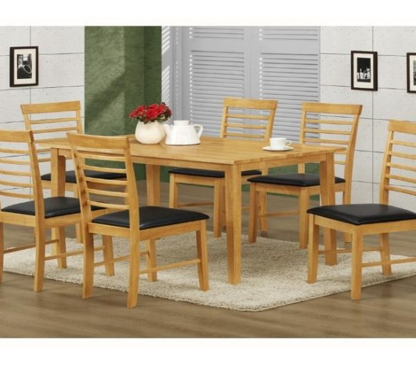 1293 thickbox default Hanover 1 x 6 Dining Set