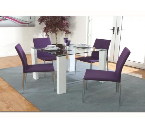 1298 thickbox default Atlantis Clarus Purple Dining Set