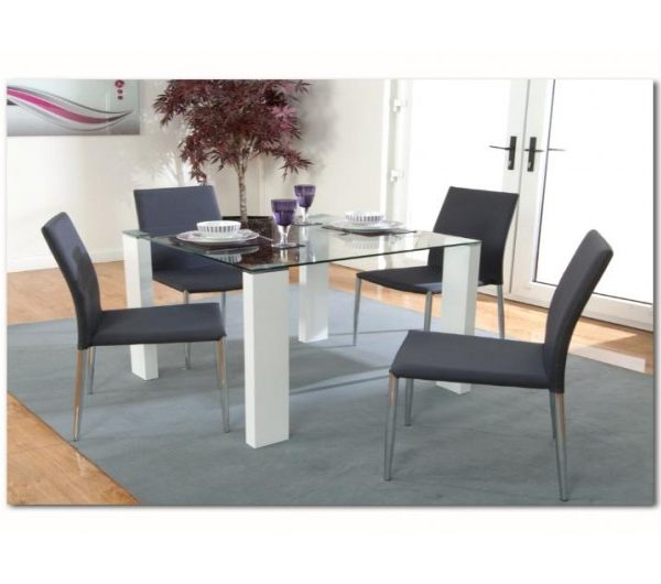 1299 thickbox default Atlantis Clarus Grey Dining Set