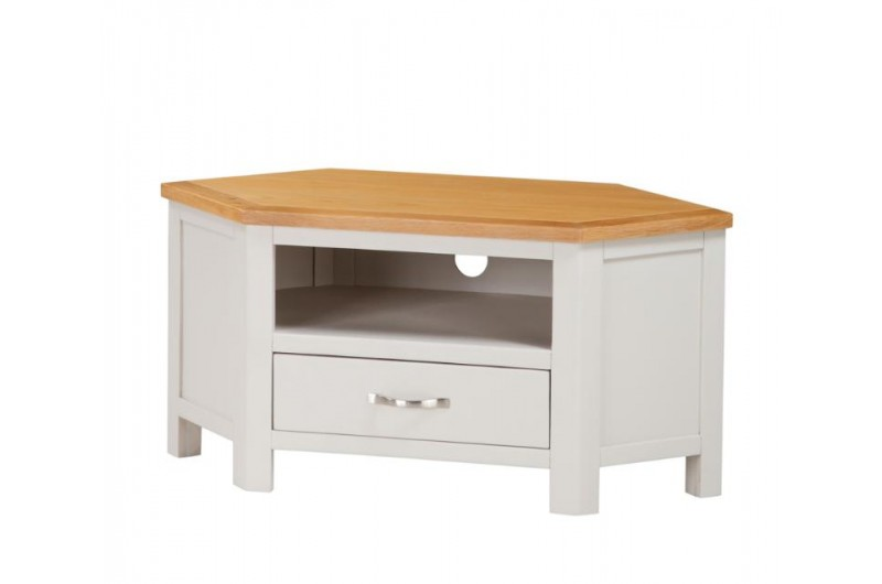 Hartford Painted Corner TV Unit
