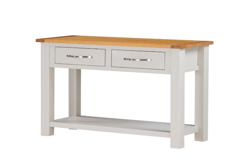 Hartford Painted Large Console Table