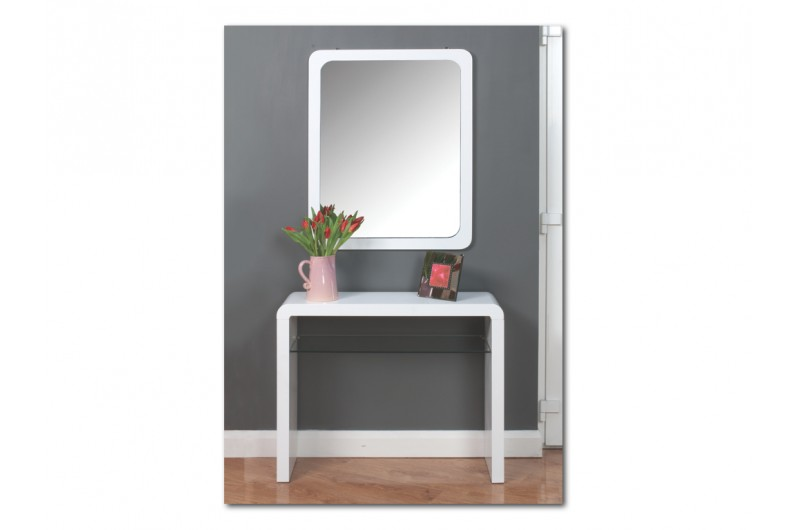 1538 thickbox default Atlantis Clarus Console Table White With Mirror