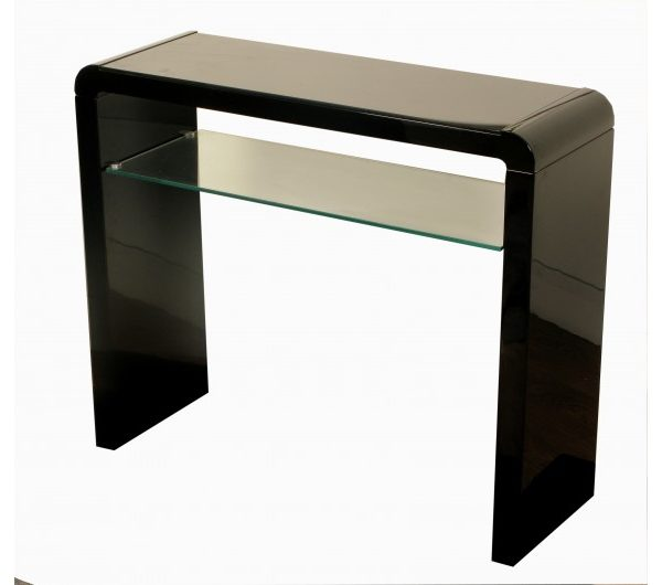 1546 thickbox default Atlantis Clarus Console Table Black
