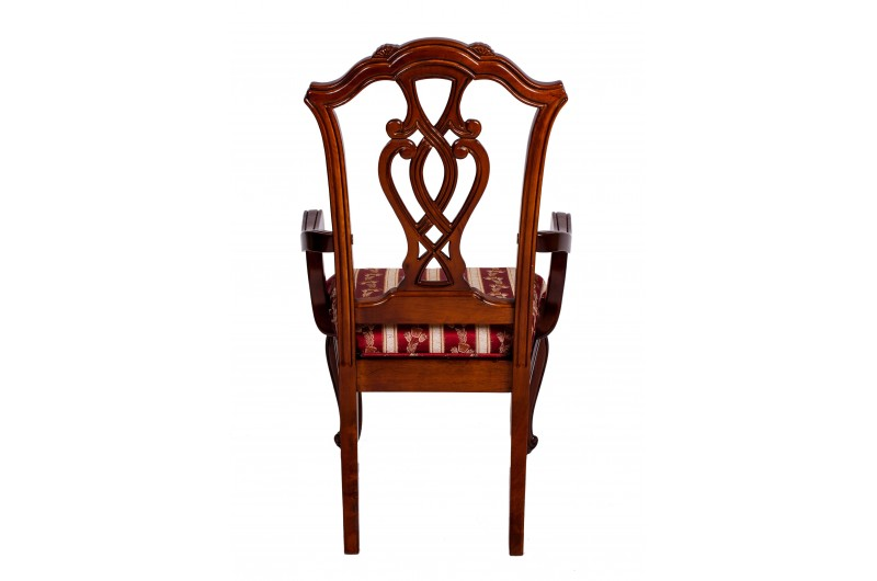 1800 thickbox default Marsais Mahogany Extendable Dining Table 6 Chairs