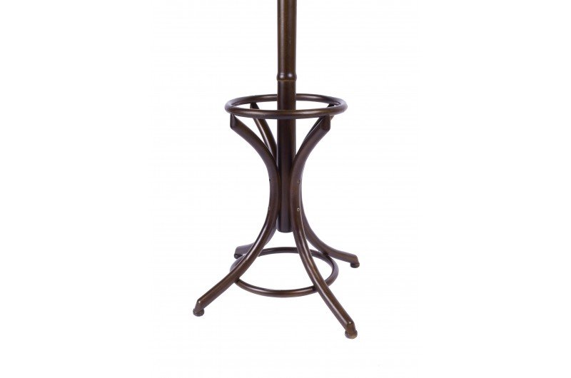 1806 thickbox default Bentwood Mahogany Coat Hat Stand