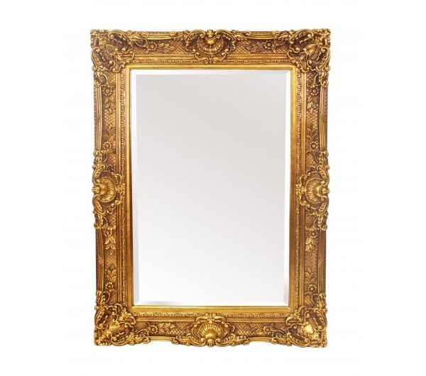 Chester Mirror Gold