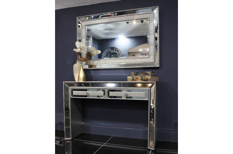 2019 thickbox default Sofia Mirror And Console Table