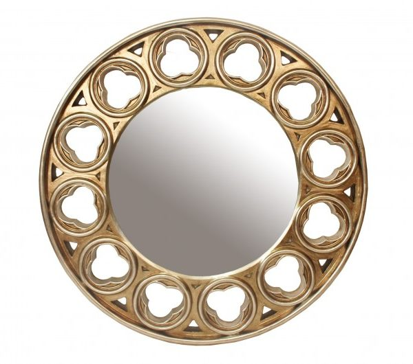 Celtic Mirror Silver