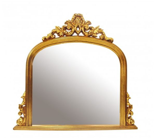 Overmantal Mirror