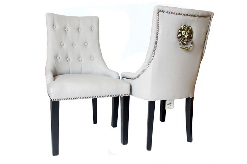2265 thickbox default Lion Dining Chair Grey