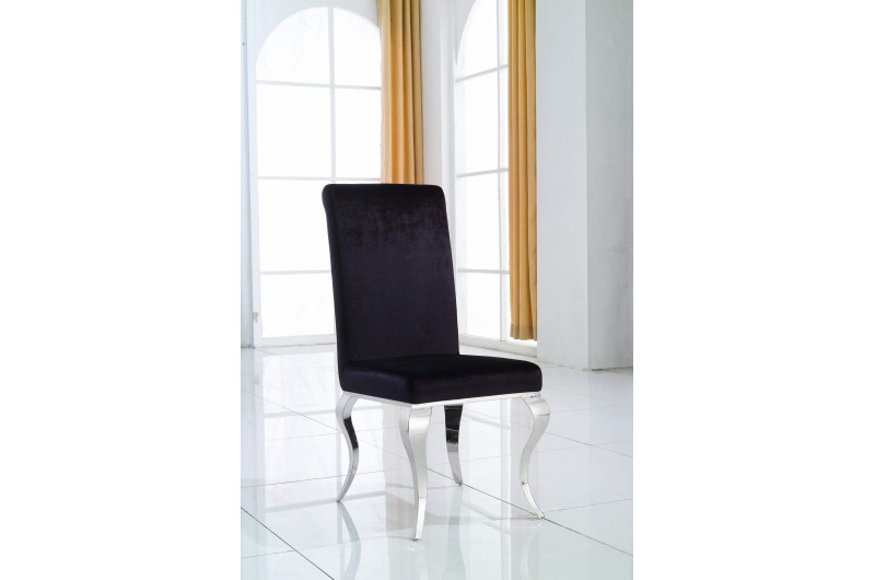 CC Dining Chair Black