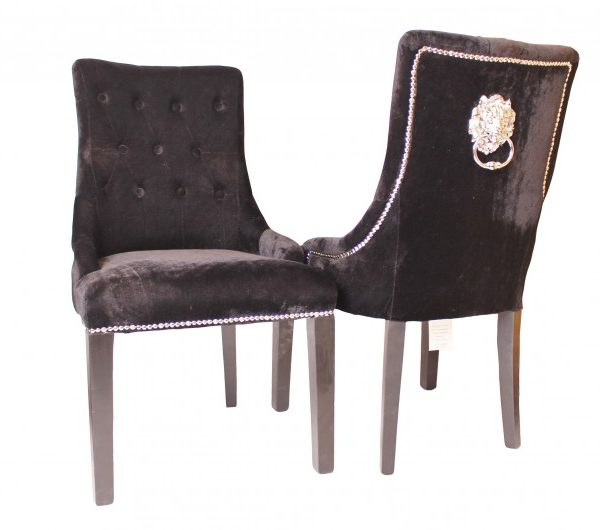 2315 thickbox default Lion Dining Chair Black
