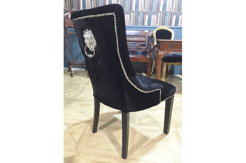 2316 thickbox default Lion Dining Chair Black