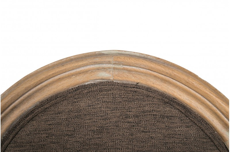 2486 thickbox default Louis Round Back Carver Brown