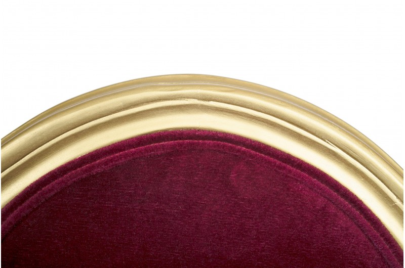 2865 thickbox default Louis Round Back Gold Red