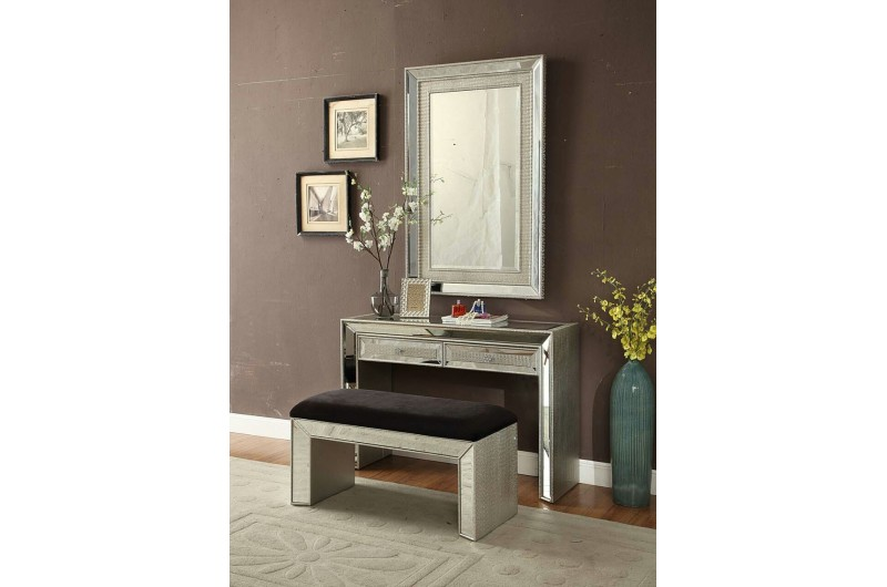 3043 thickbox default Sofia Bench Console Table Mirror