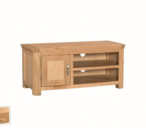 1378 thickbox default Treviso Oak Standard TV Unit