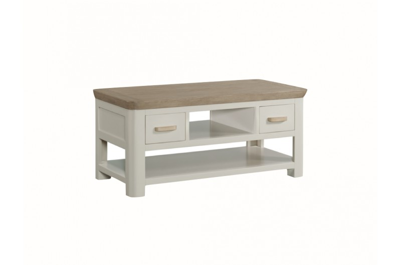 3870 thickbox default Treviso Painted Coffee Table With Wooden Handles