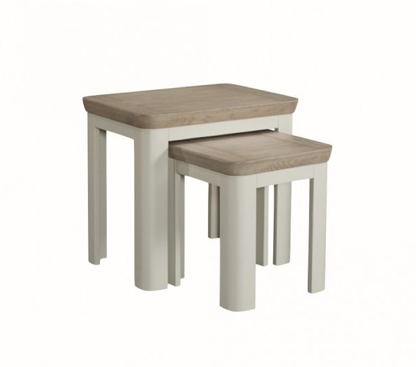 3872 thickbox default Treviso Painted Nest Of 2 Tables