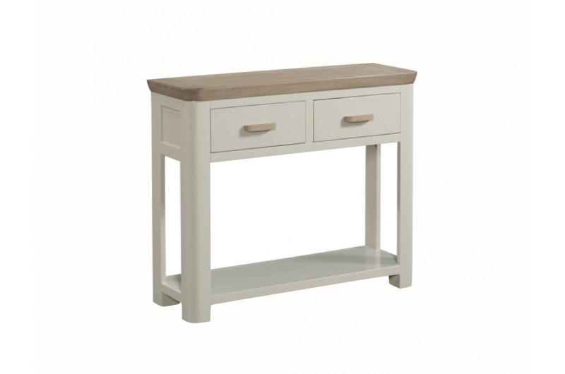 3876 thickbox default Treviso Painted Large Console Hall Table With Drawers Wooden Handles