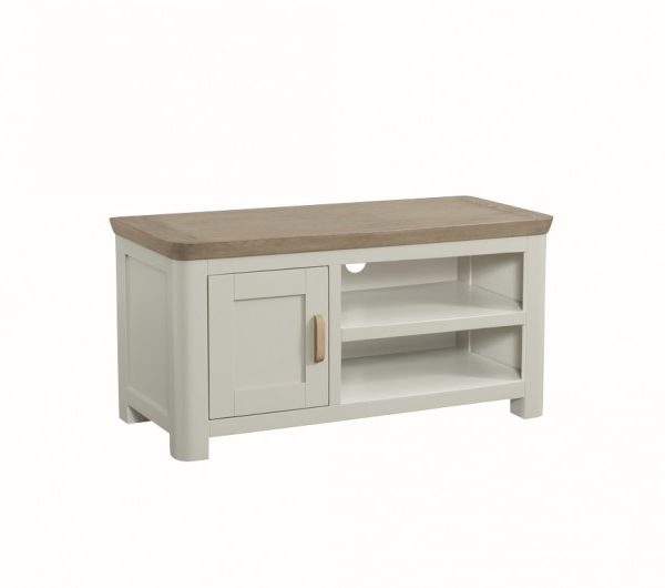 3884 thickbox default Treviso Painted Standard TV Unit Wooden Handle