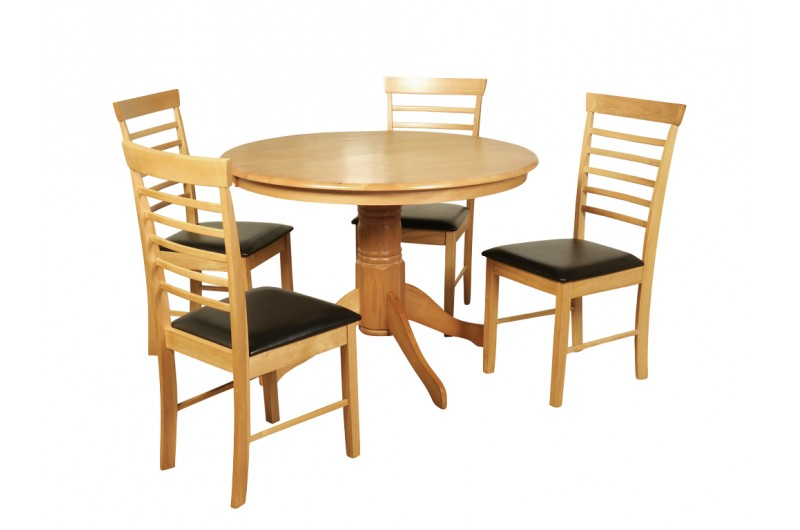 3939 thickbox default Hanover Light Large Round Dining Set