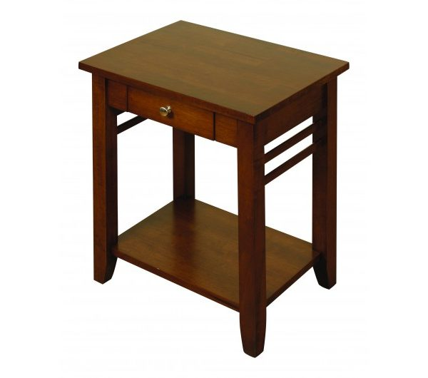 Hanover Dark End Table