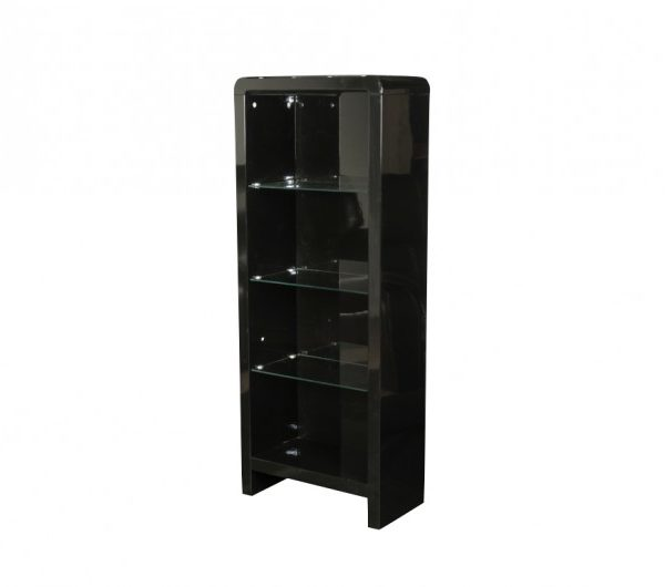 3986 thickbox default Atlantis Clarus Bookcase Black