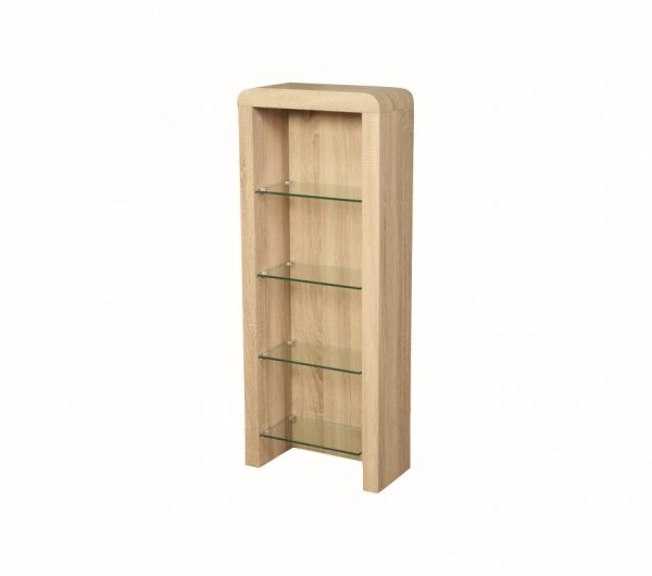 Encore Sonoma DVD Storage Unit Light Oak