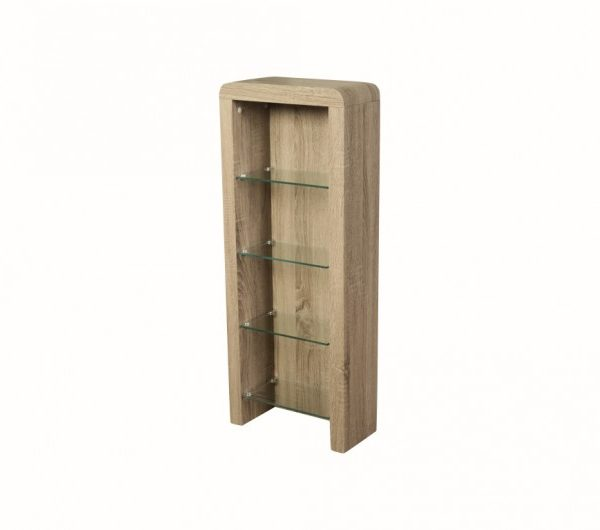 Encore Havana DVD Storage Unit Dark Oak