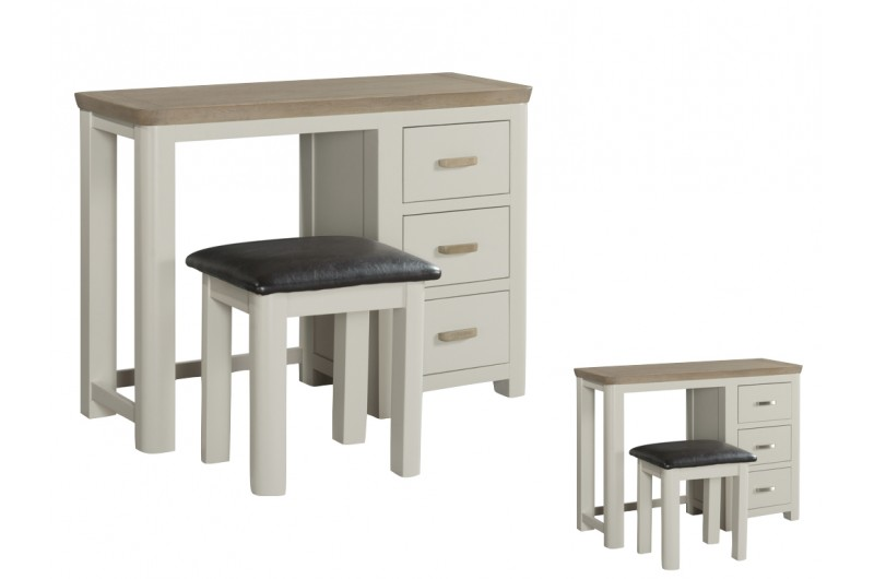 Treviso Painted Dressing Table & Stool
