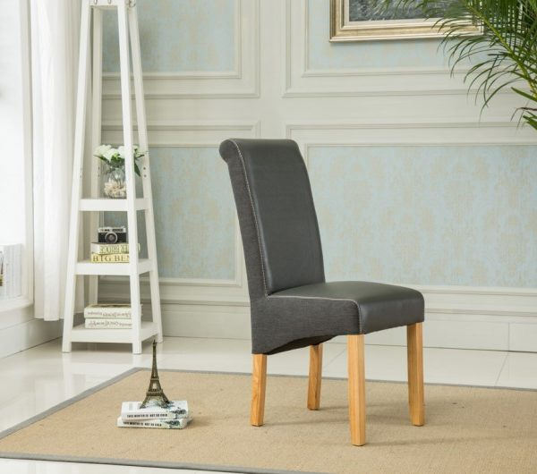 Charlene Dining Chair Grey