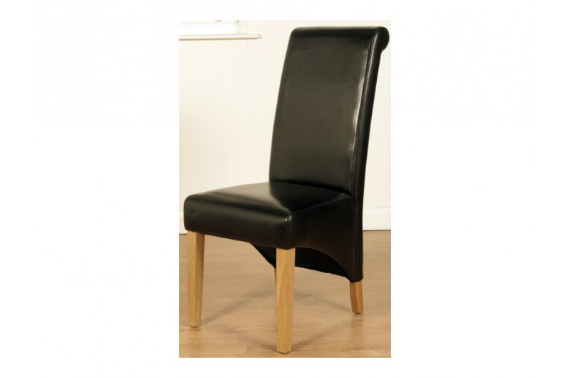 4185 thickbox default Rocco Dining Chairs Black
