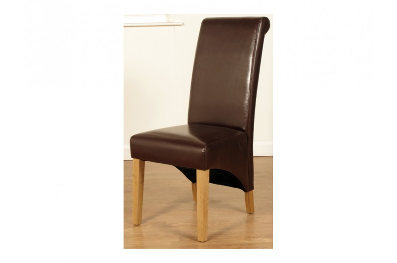 4186 thickbox default Rocco Dining Chairs Brown